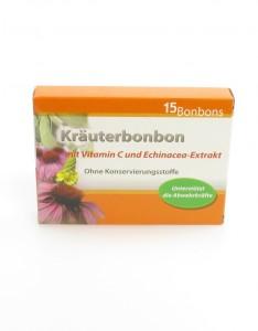 Kräuterbonbon Echinacea